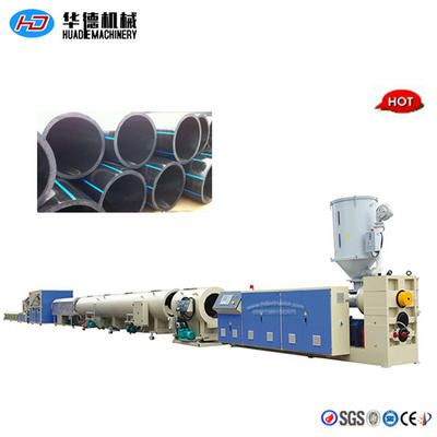 HDPE Pipe Extrusion Line Water And Gas Machine
